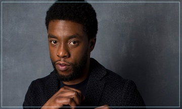Black Panther Super Hero Chadwick Boseman is no more with us