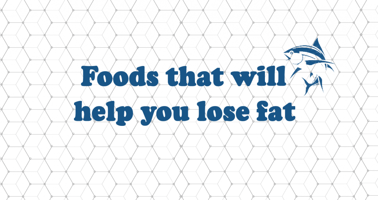 4 Foods That Will Help You Lose Fat